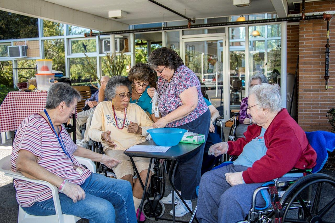 Nursing Homes And Assisted Living In Auburn Al